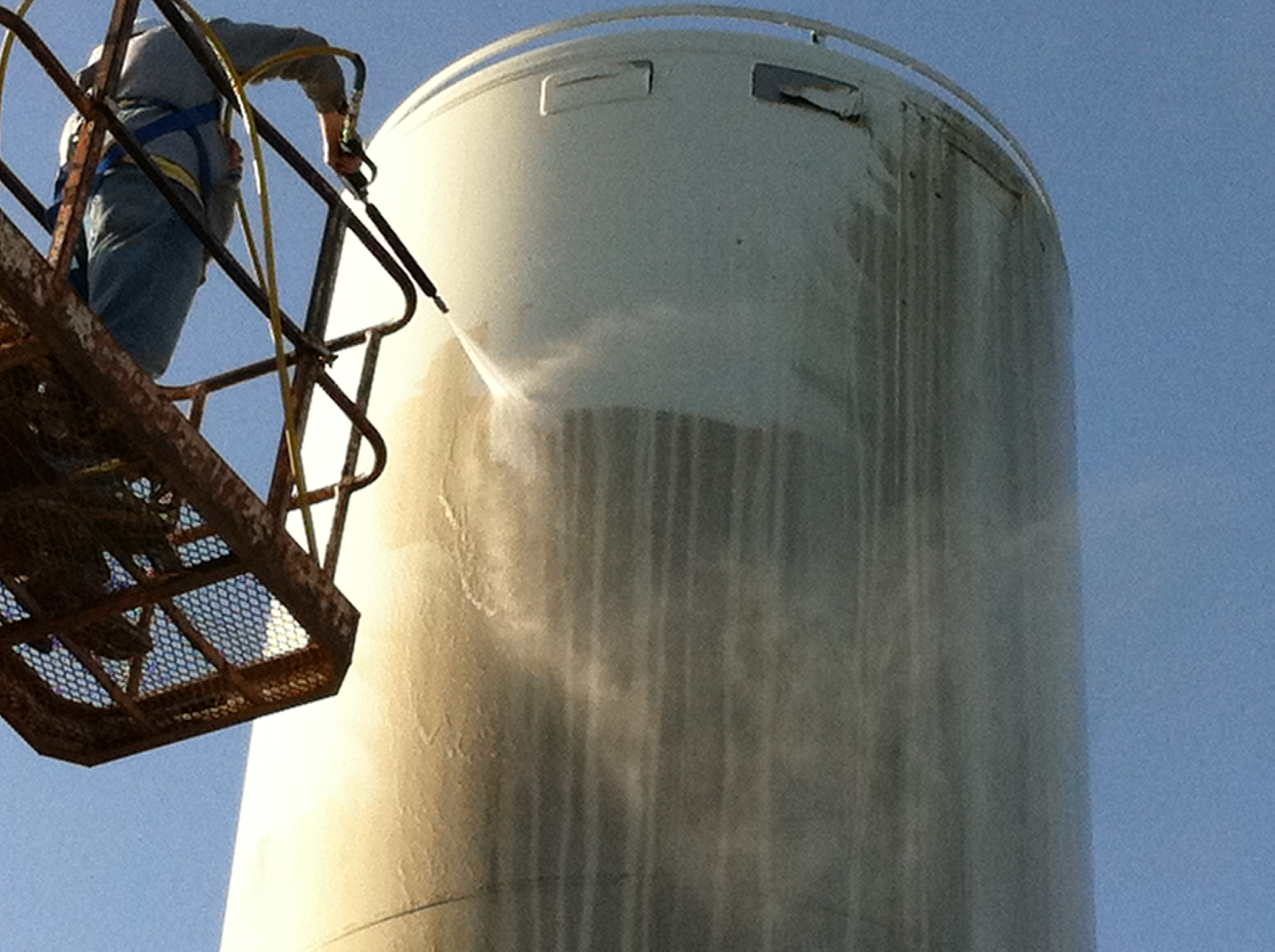 Industrial Pressure Washing services Lexington KY