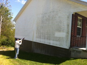 Vinyl Siding Cleaning Lexington KY